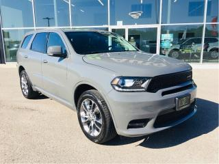 Used 2019 Dodge Durango GT, Rare Destroyer gray! lots of toys! for sale in Ingersoll, ON