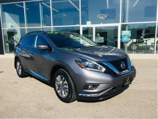 Used 2018 Nissan Murano SV, Panoramic Sunroof, Heated Seats for sale in Ingersoll, ON
