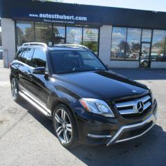 Used 2013 Mercedes-Benz GLK350 4MATIC **NAVIGATION+TOIT PANO** for sale in St-Hubert, QC