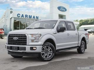 Used 2017 Ford F-150 XLT for sale in Carman, MB
