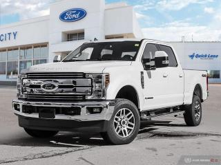Used 2019 Ford F-350 Lariat for sale in Winnipeg, MB
