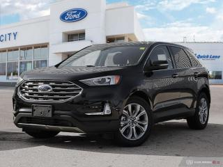 Used 2019 Ford Edge Titanium for sale in Winnipeg, MB