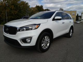 Used 2016 Kia Sorento AUTOMATIQUE MAGS A/C SIÉGES CHAUFF. CRUISE for sale in St-Eustache, QC