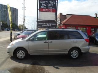 Used 2010 Toyota Sienna CE/ SUPER CLEAN/ REMOTE START/ NO ACCIDENT /MINT/ for sale in Scarborough, ON