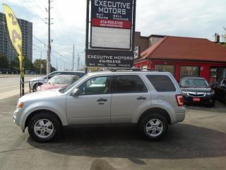 Used 2010 Ford Escape XLT / LOW KM / CLEAN / NO ACCIDENT / CERTIFIED / for sale in Scarborough, ON