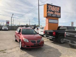 Used 2006 Pontiac Vibe (TOYOTA MATRIX)**ALLOYS**POWER WINDOWS**AS IS for sale in London, ON