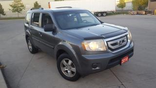 Used 2010 Honda Pilot 8 Paas, 4WD, Auto, 3/Y warranty available. for sale in Toronto, ON