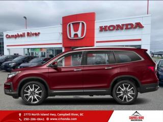 Used 2020 Honda Pilot TOURING 8-PASSENGER - $411 B/W for sale in Campbell River, BC