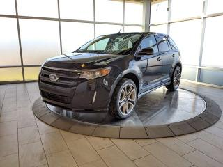Used 2014 Ford Edge SPORT for sale in Edmonton, AB