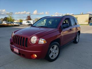 Used 2008 Jeep Compass Auto, 4 door, A/C, 3/Y warranty available. for sale in Toronto, ON
