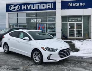 Used 2017 Hyundai Elantra 4 portes GLS auto. for sale in Matane, QC