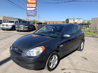 Used 2009 Hyundai Accent Hayon 3 portes, boîte automatique, L for sale in Montréal-Nord, QC