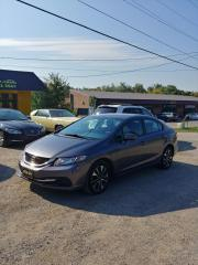 Used 2014 Honda Civic EX for sale in Kitchener, ON