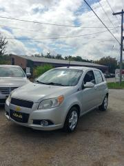 Used 2010 Chevrolet Aveo LT for sale in Kitchener, ON