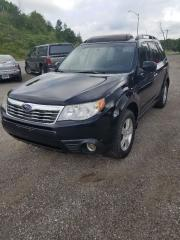 Used 2009 Subaru Forester X w/Prem/All-Weather for sale in Kitchener, ON