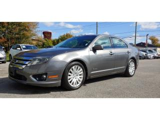 Used 2010 Ford Fusion *CUIR*TOIT*CAMERA*  37$/SEM for sale in St-Jérôme, QC
