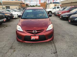 Used 2010 Mazda MAZDA5 4 Dr Auto 6 Passenger for sale in Etobicoke, ON
