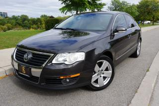 Used 2008 Volkswagen Passat STUNNING COMBINATION / CERTIFIED / DRIVES AMAZING for sale in Etobicoke, ON