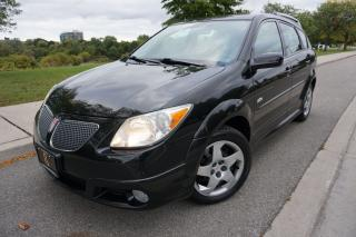 Used 2008 Pontiac Vibe LOCAL  / WELL MAINTAINED / SUPER RELIABLE for sale in Etobicoke, ON
