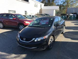 Used 2015 Honda Civic EX for sale in Halifax, NS