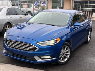 Used 2017 Ford Fusion SE for sale in Brampton, ON