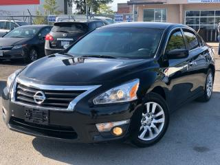 Used 2015 Nissan Altima S for sale in Brampton, ON