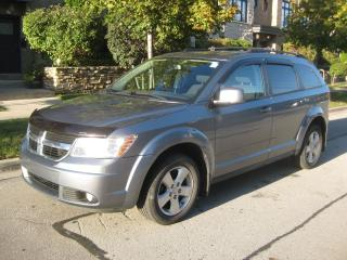 Used 2010 Dodge Journey SXT, CERTIFIED, NO ACCIDENTS, LOW KMS for sale in Toronto, ON