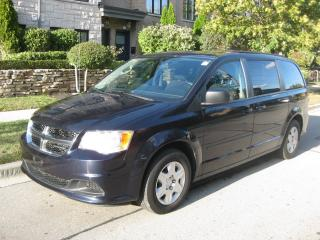 Used 2011 Dodge Grand Caravan 7PASSENGER, STOWNGO, CERTIFIED, NO ACCIDENTS for sale in Toronto, ON