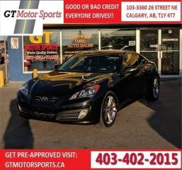 Used 2012 Hyundai Genesis Coupe 3.8 GT for sale in Calgary, AB