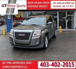 Used 2010 GMC Terrain SLT-1 AWD | Back-up CAM for sale in Calgary, AB