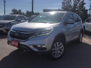 Used 2016 Honda CR-V EX, only 57,000 km for sale in Toronto, ON