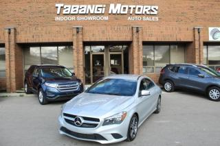 Used 2015 Mercedes-Benz CLA-Class CLA250 4MATIC I NO ACCIDENTS I LEATHER HEATED SEATS I BT for sale in Mississauga, ON