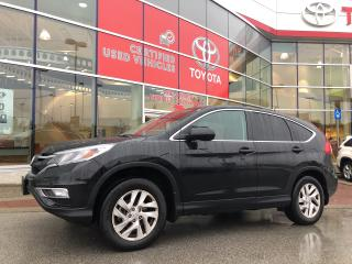 Used 2015 Honda CR-V EX-L AWD for sale in Surrey, BC