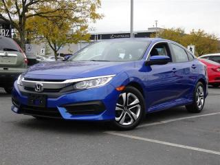 Used 2018 Honda Civic SEDAN LX for sale in Richmond, BC
