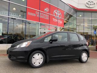 Used 2010 Honda Fit Hatchback LX at for sale in Surrey, BC