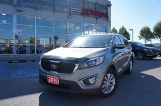 Used 2016 Kia Sorento 2WD LX for sale in Pickering, ON