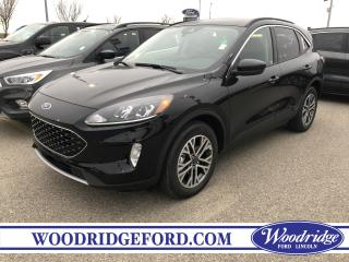 Used 2020 Ford Escape SEL for sale in Calgary, AB