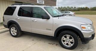 Used 2007 Ford Explorer XLT for sale in Brunkild, MB