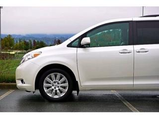 Used 2012 Toyota Sienna XLE for sale in Vancouver, BC