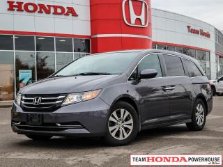 Used 2016 Honda Odyssey EX--No Accidents w/ONLY One Owner for sale in Milton, ON