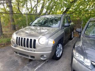 Used 2008 Jeep Compass Sport/North North for sale in Burlington, ON