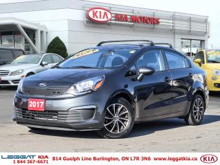 Used 2017 Kia Rio LX+ for sale in Burlington, ON