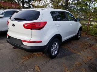 Used 2016 Kia Sportage LX for sale in Burlington, ON