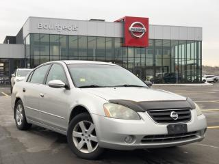 Used 2003 Nissan Altima SL AS-IS UNFIT for sale in Midland, ON