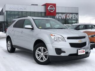 Used 2015 Chevrolet Equinox 1LT HEATED SEATS, REVERSE CAMERA for sale in Midland, ON