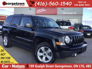 Used 2014 Jeep Patriot Sport/North | ALLOYS | FOGS | | CRUISE for sale in Georgetown, ON