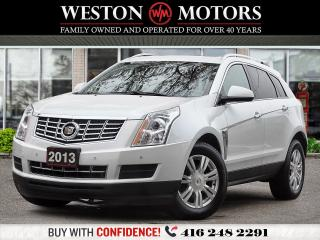 Used 2013 Cadillac SRX LUXURY*AWD*BLUETOOTH*REV CAM*PAN AM SUNROOF!!* for sale in Toronto, ON