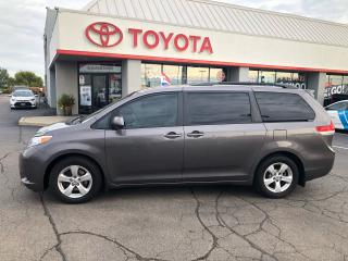 Used 2013 Toyota Sienna LE SIENNA auto Ac power pkg and sliding doors for sale in Cambridge, ON