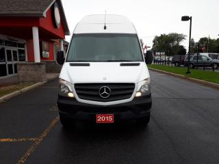 Used 2015 Mercedes-Benz Sprinter EXT for sale in Cornwall, ON