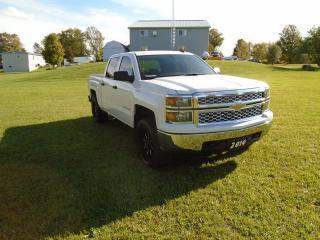 Used 2014 Chevrolet Silverado 1500 LT w/1LT for sale in Durham, ON